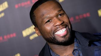 NEW YORK, NY - OCTOBER 27:  Rapper 50 Cent attends the 'Nightcrawler' New York Premiere at AMC Lincoln Square Theater on October 27, 2014 in New York City.  (Photo by Noam Galai/WireImage)