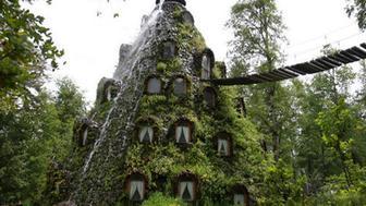 Hotel Montaña Mágica Lodge, Chile