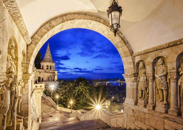 Fisherman s Bastion (Halaszbastya) in Budapest is one of the top Budapest.