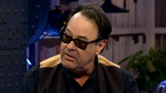"Dan Aykroyd talks with ""The HuffPost Show"" on April 17, 2015."