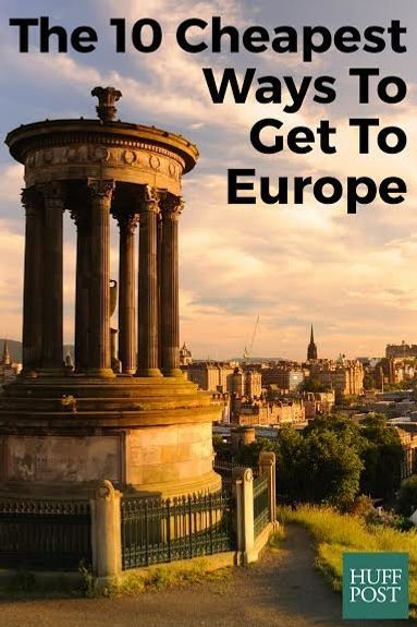 The 10 Cheapest Flights To Europe To Buy For Summer : ub124uc774ubc84 ube14ub85cuadf8