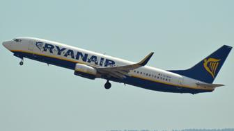 Ryanair EI-DCP Boeing 737-8AS WL msn/33810-1595 @ Marseille Provence Airport 13-06-2014