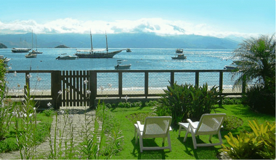 """The location is perfect: right on the beach, close to town. The host... is extremely friendly and has a very good sense"
