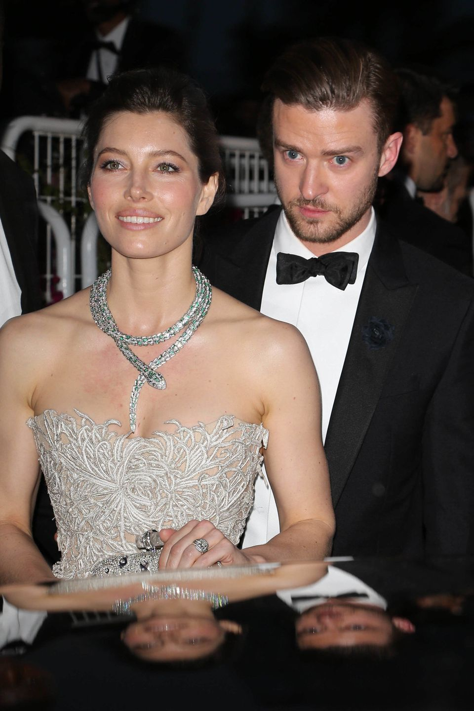 <strong>Born:</strong> April 2015 <strong>Parents:</strong> Justin Timberlake & Jessica Biel