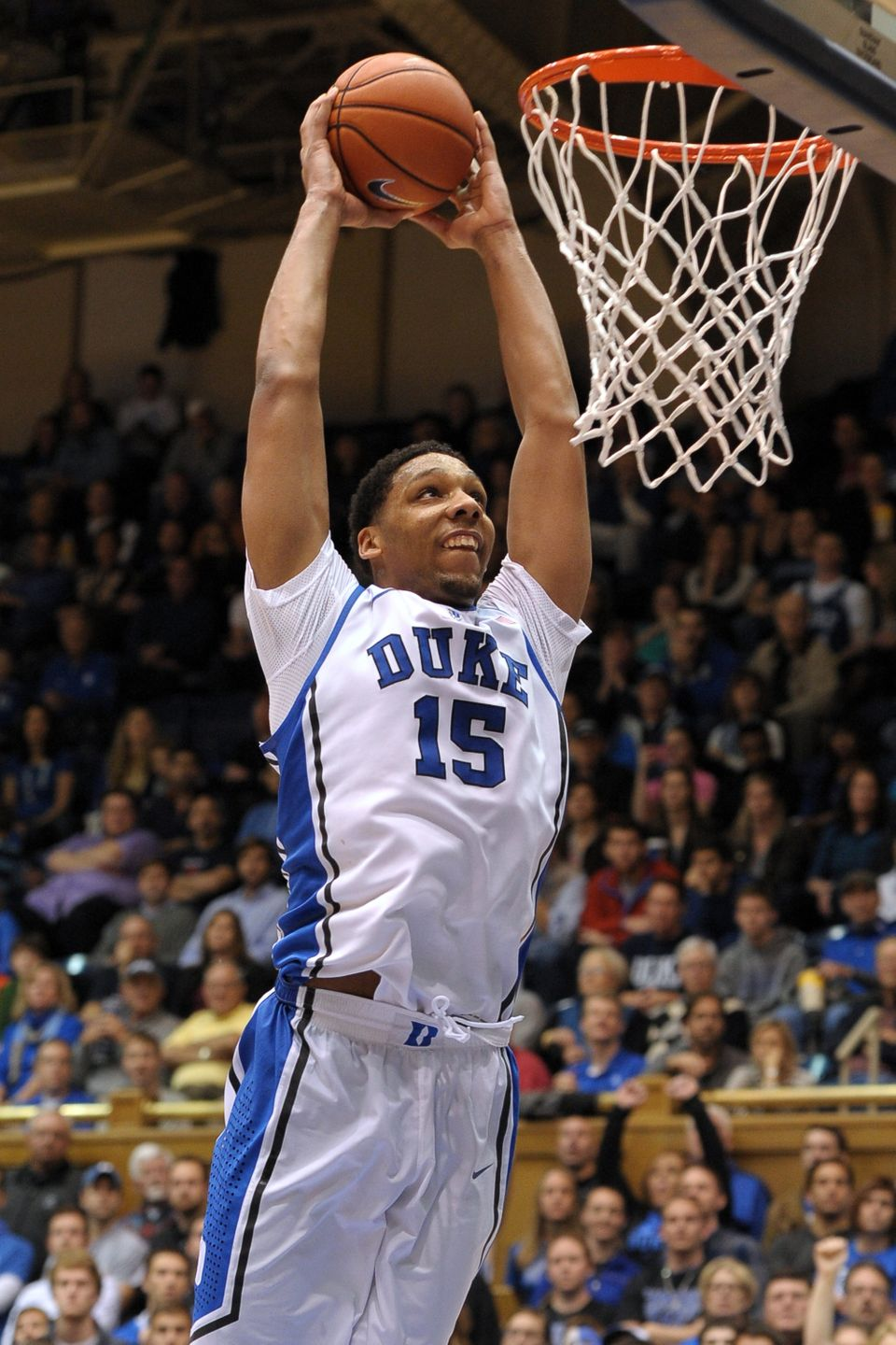 The 6-foot-11-inch Okafor, who just turned 19, is a Chicago native like Jabari Parker. And like Parker before him, Okafor has