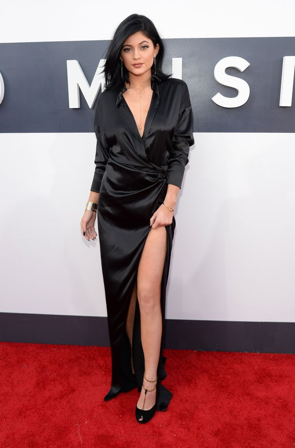 At the 2014 MTV Video Music Awards on Aug. 24, 2014 in Inglewood, CA.