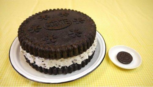 Как сделать тортики с печенья