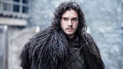 Jon Snow Has Been Battling White Walkers While Wearing An Ikea
