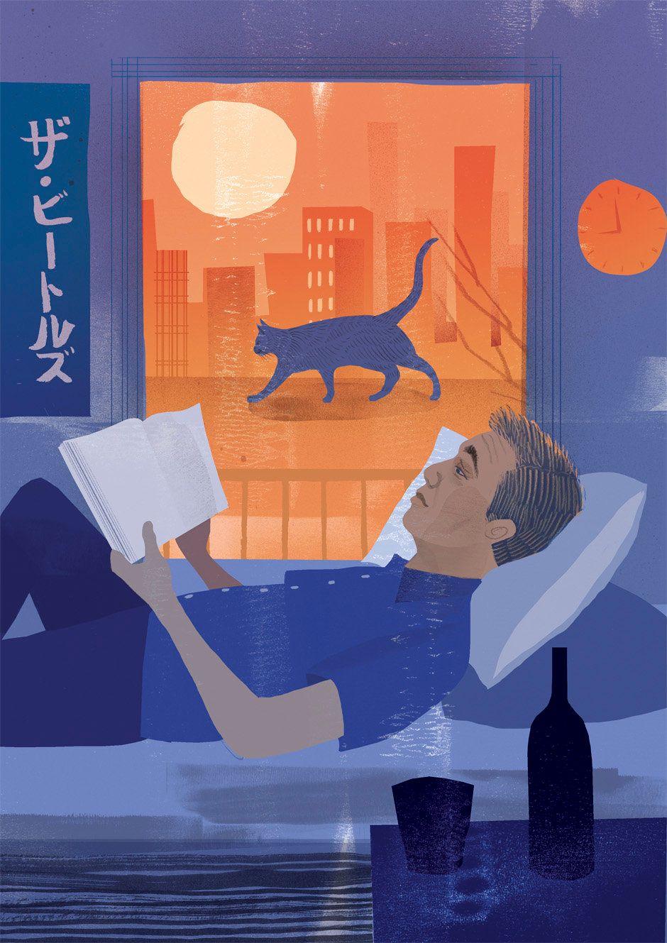 <strong>Haruki Murakami</strong>