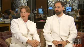 Tim and Eric talk with HuffPost Live.