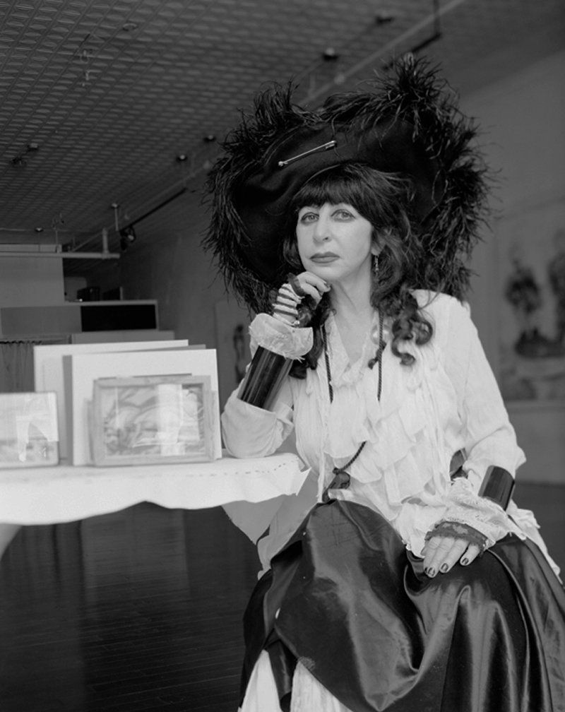 Fotografada em 2 de março de 2013. Performance e multimídia, Tunísia.