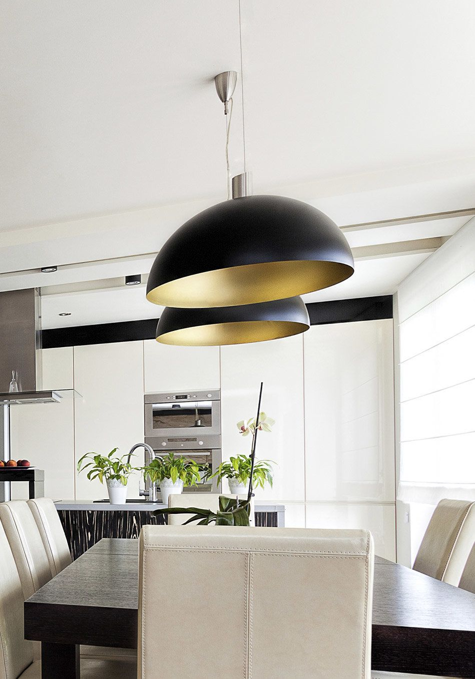 Pendant lights are like statement jewelry for the home; they're meant to be stunning, yet with standard bulbs, they can be bl