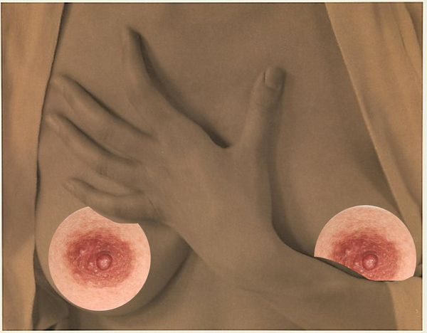 "Alfred Stieglitz's ""Georgia O'Keeffe, Hands and Breasts"""