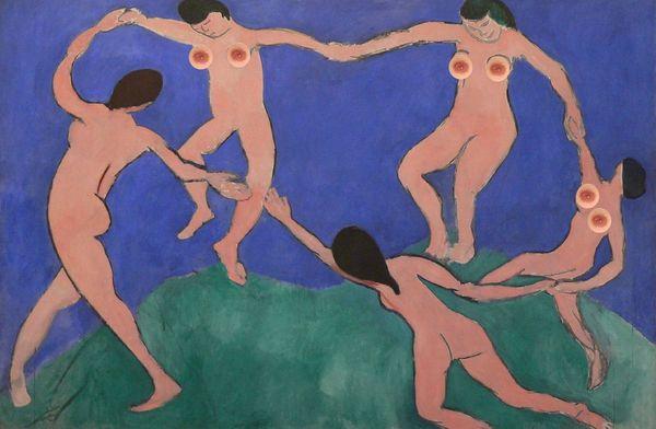 "Henri Matisse's ""La Danse"""