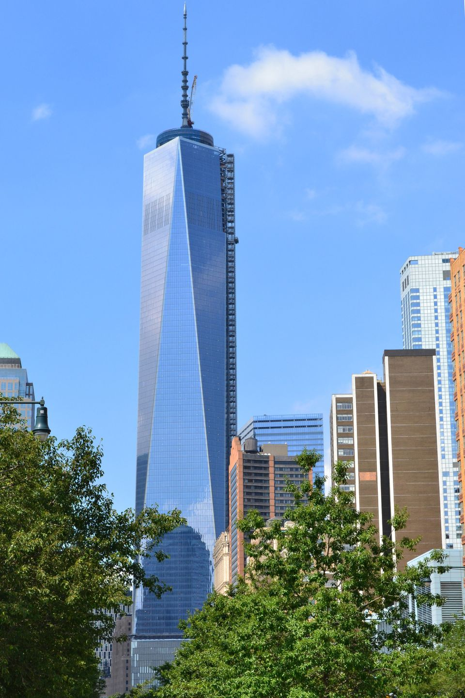 One World Trade Center. Εικόνα © Khalid Mahmood