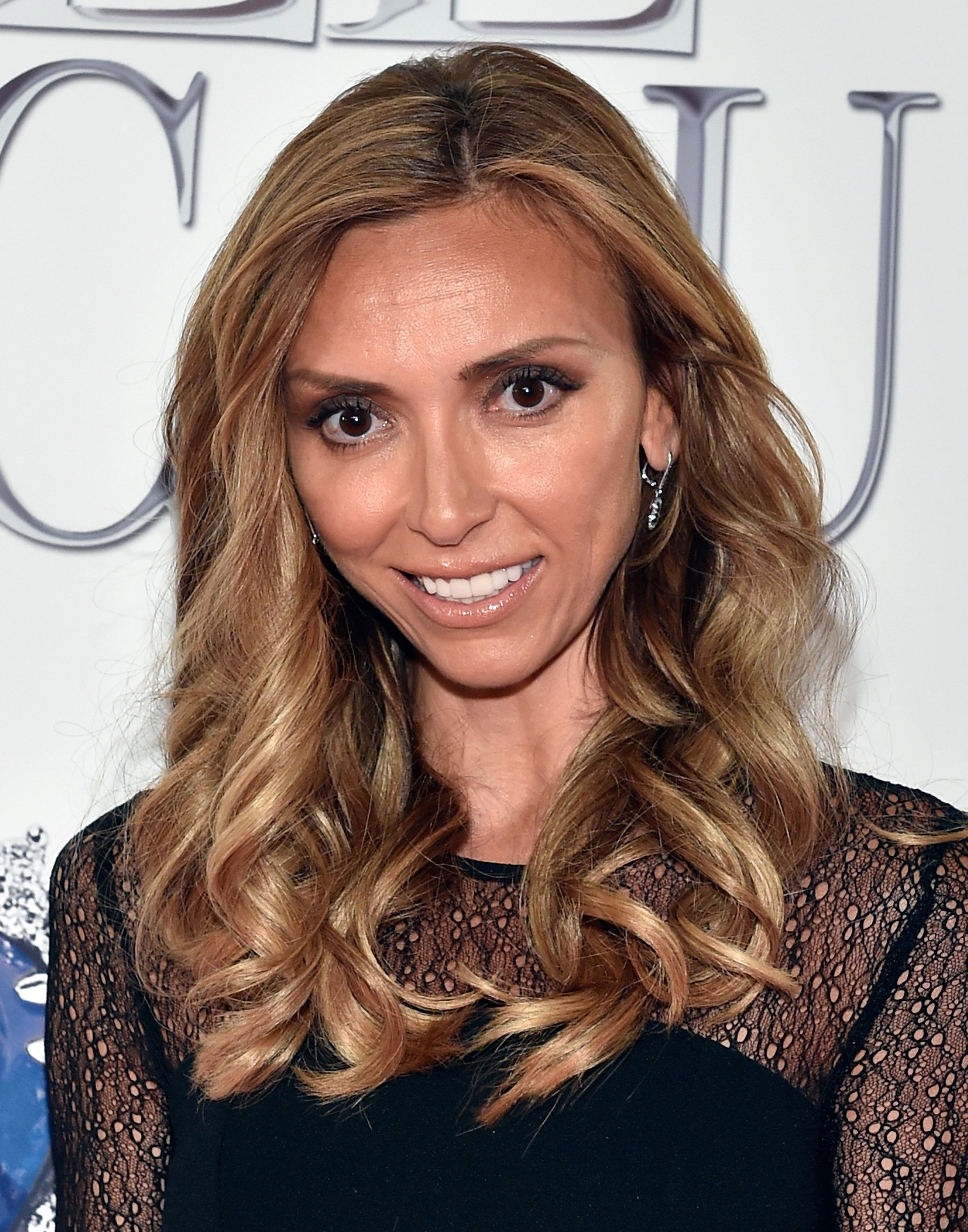 LAS VEGAS, NV - MAY 31:  Television personality Giuliana Rancic arrives at the Le Vian 2016 Red Carpet Revue at the Mandalay Bay Convention Center on May 31, 2015 in Las Vegas, Nevada.  (Photo by David Becker/Getty Images for Le Vian)