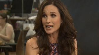 Andie MacDowell speaks with HuffPost Live.