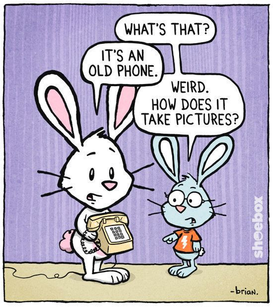 11 Comics About Kids Plugged In Lives To Make You Laugh