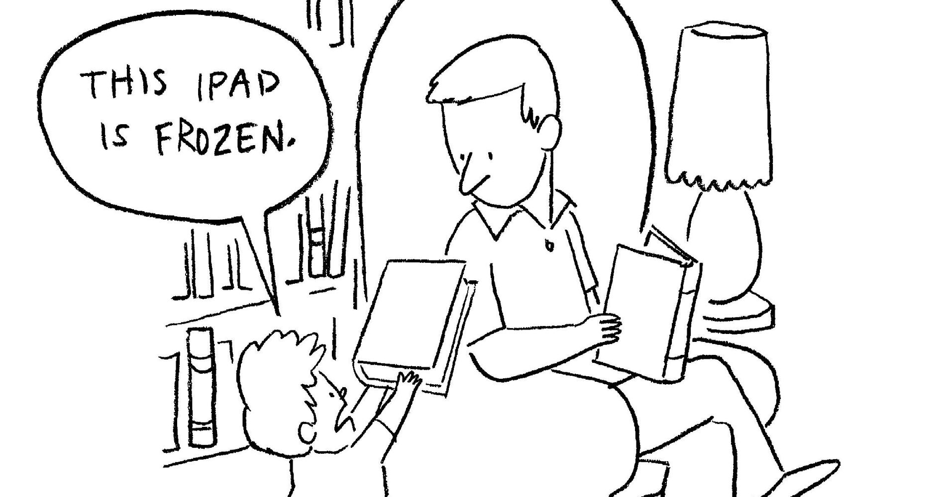11 Comics About Kids' Plugged-In Lives To Make You Laugh