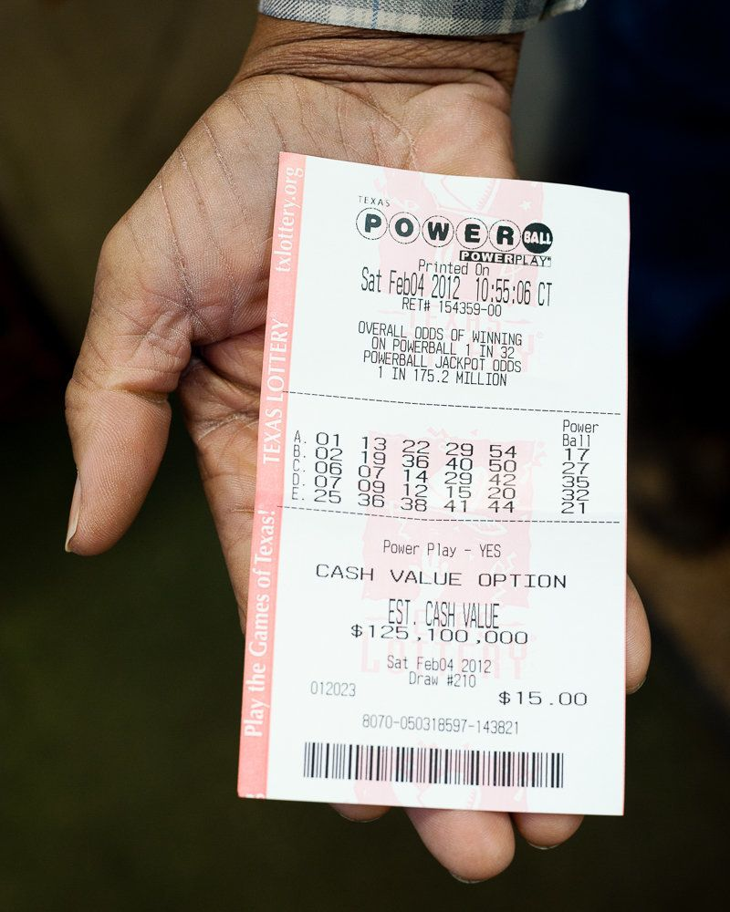 """""""When you buy a lotto ticket you have got to believe 100 percent that it'€™s a winner. If you have any doubt at all, you won&"""