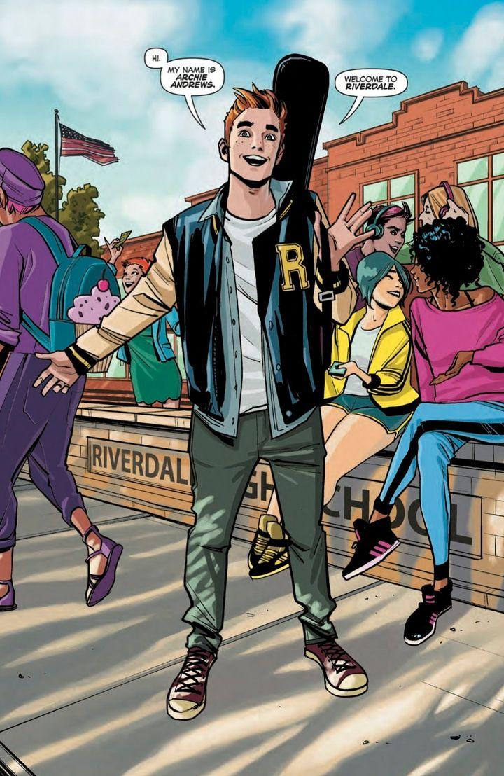 Archie Comics - Frenemies T-Shirt Size M