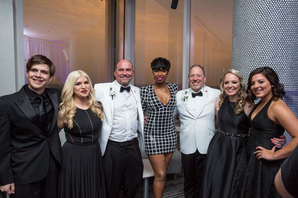 Jennifer Hudson Surprise Performance at Same Sex Wedding in Texas as Part of W Hotels TURN IT UP FOR CHANGE Campaign, W Dalla