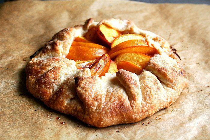 "<strong>Get the <a href=""http://food52.com/recipes/14124-peach-frangipane-galette"" target=""_blank"">Peach Frangipane Galette</"