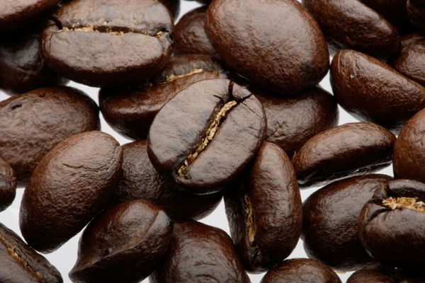 """Caffeine, the mild stimulant found in coffee, improves mental acuity, though the drink's enthusiasts -- <a href=""""http://www.b"""