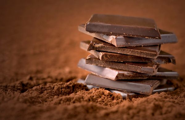 """Antioxidant-rich dark chocolate is healthy for your whole body, but its <a href=""""http://www.huffingtonpost.com/2012/06/18/bra"""