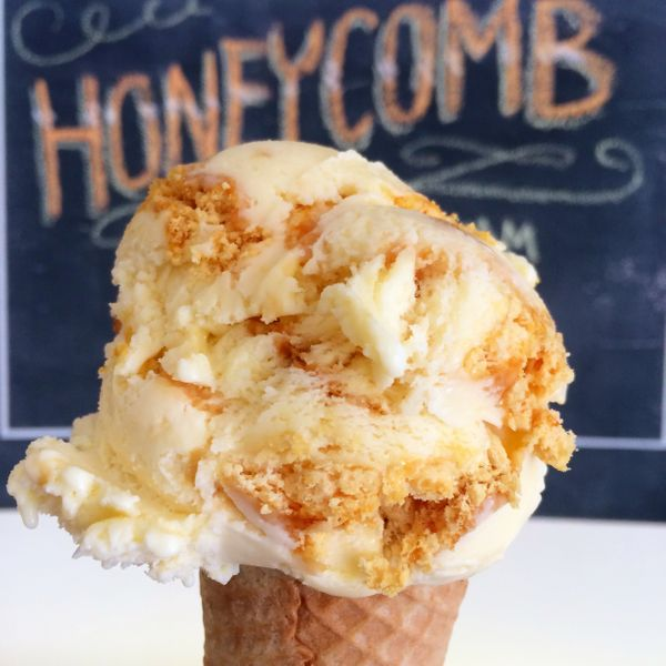 <span>Thisice cream is the king of the season. It wins a big, fat, GOLD medal. Made with a</span><span>sweet crea