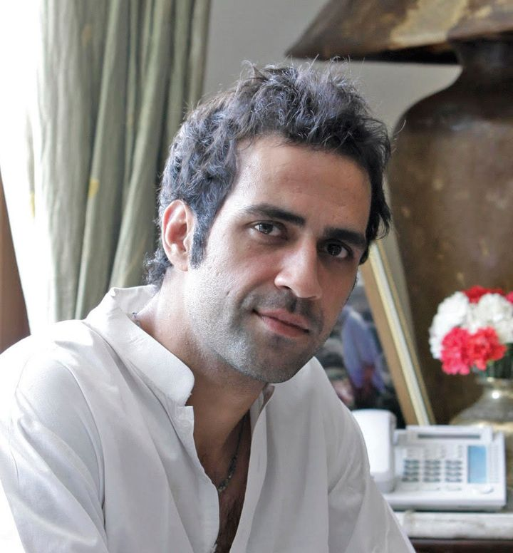 The author of <em>The Way Things Were,&nbsp;</em>Aatish Taseer