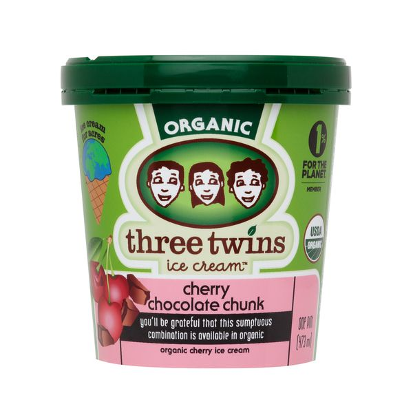 There are real cherries in here. Enough said. Yet, we could go on: the big chocolate chunks, burst of cherry flavor... If you