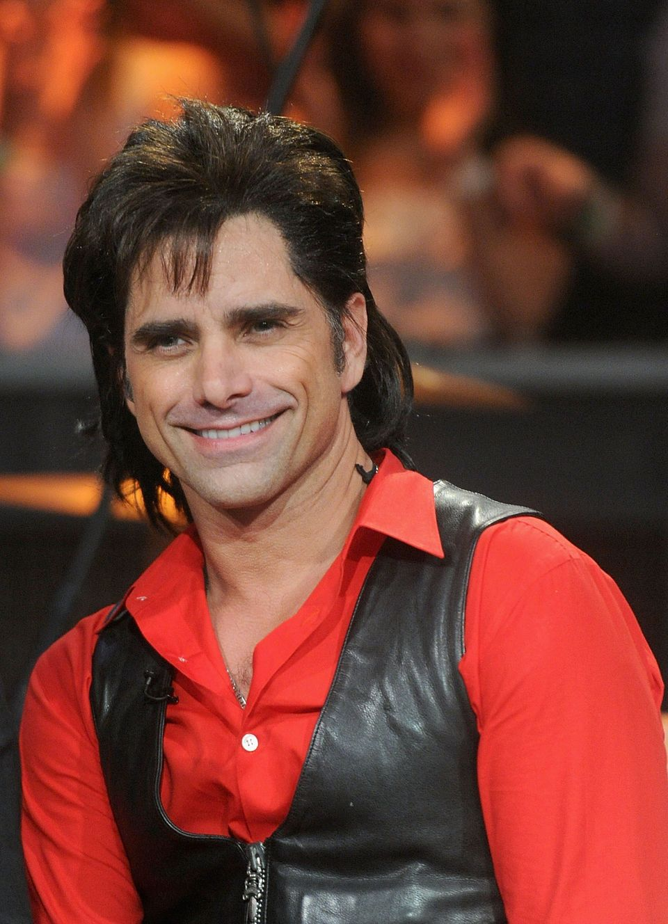 "It's been almost 20 years, but John Stamos and his ""Full House"" band Jesse and The Rippers reunited on ""Late Night with Jimmy"