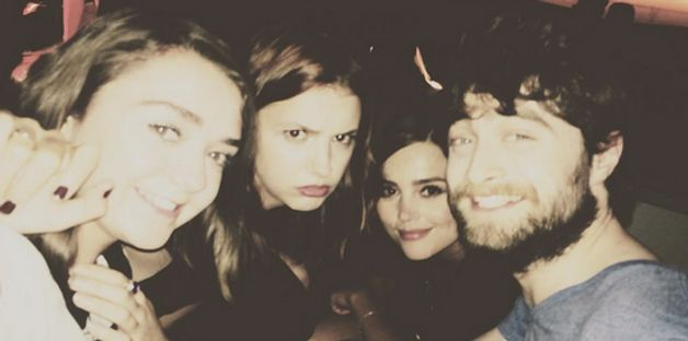 Arya Stark And Harry Potter Just Took The Best Selfie In The Seven Kingdoms
