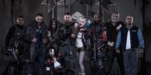 The First 'Suicide Squad' Trailer Has Leaked And It's Super Creepy
