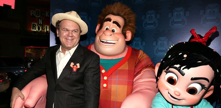 HOLLYWOOD, CA - OCTOBER 29:  Actor John C. Reilly at the Premiere Of Walt Disney Animation Studios' 'Wreck-It Ralph' - Red Ca