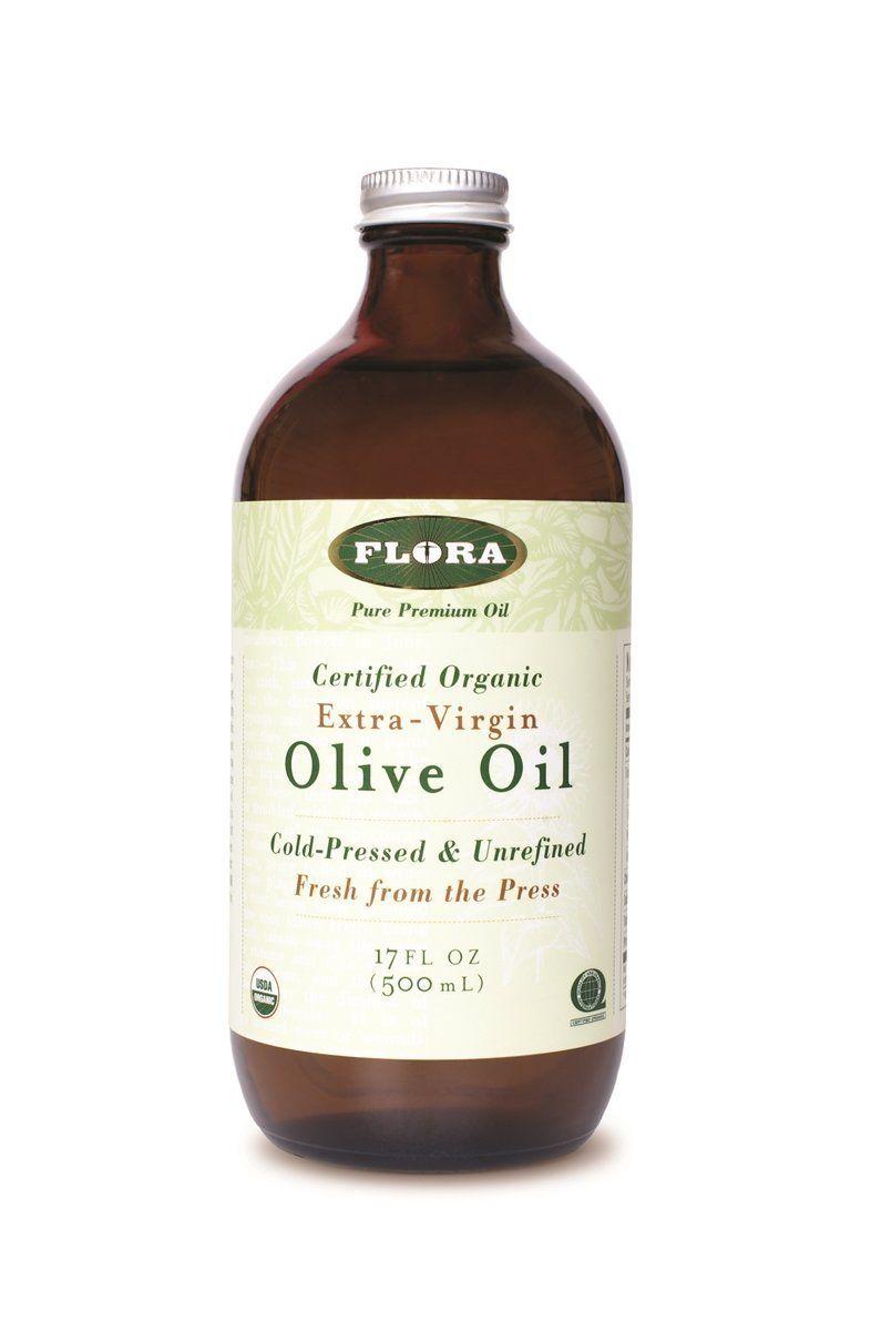 """<a href=""""http://www.vitaminshoppe.com/p/flora-olive-oil-17-fl-oz/fl-7018?mr:trackingCode=030684BD-0156-E411-AF04-BC305BF82162"""