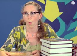 Teens Reacting To Encyclopedias Will Probably Make You Feel Super Old