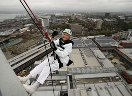 Daring 101-Year-Old Woman Abseils Down Tower To Set World Record