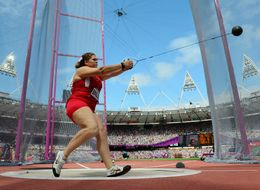 Olympic Hammer Thrower Amanda Bingson Is A Body Positivity Queen