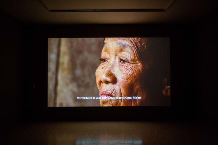 IM Heung-soon: Reincarnation photos by Pablo Enriquez