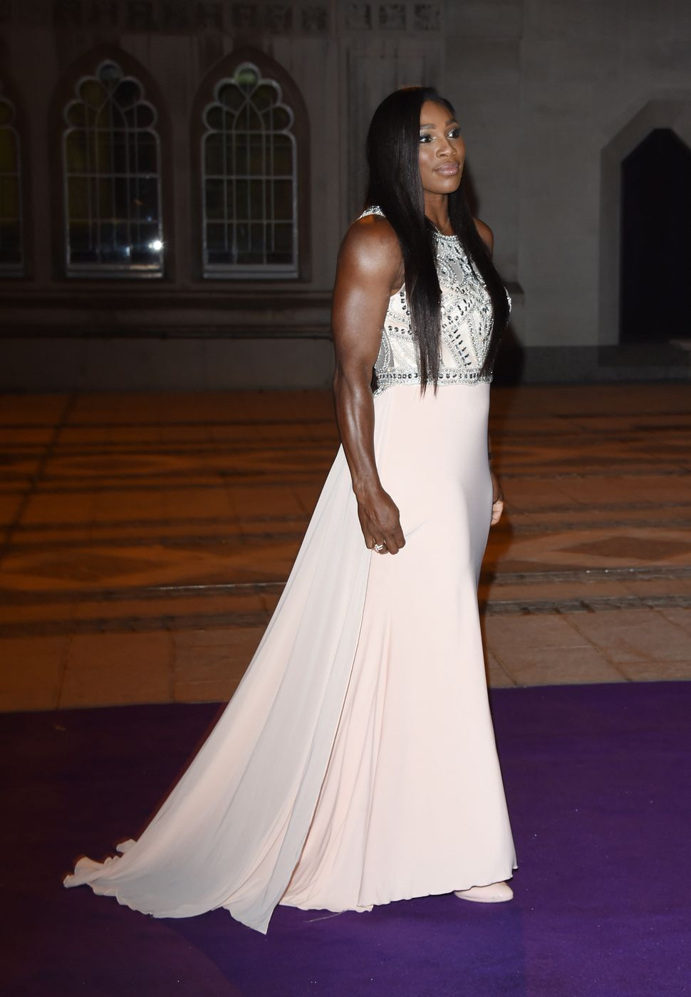 LONDON, ENGLAND - JULY 12:  Serena Williams attends the Wimbledon Champions Dinner at The Guildhall on July 12, 2015 in Londo