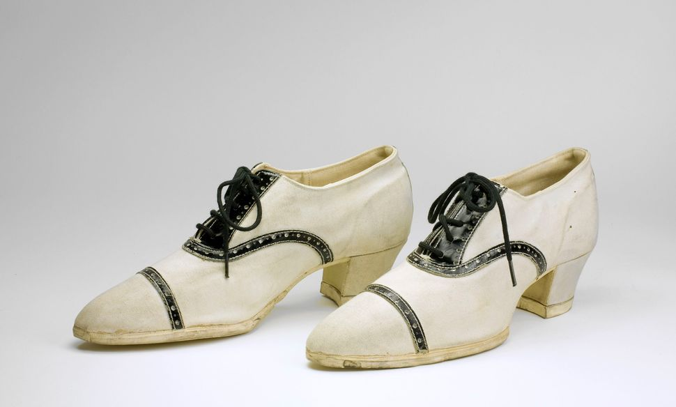 Dominon Rubber Company. Fleet Foot, circa 1925. Collection of the Bata Shoe Museum, Toronto
