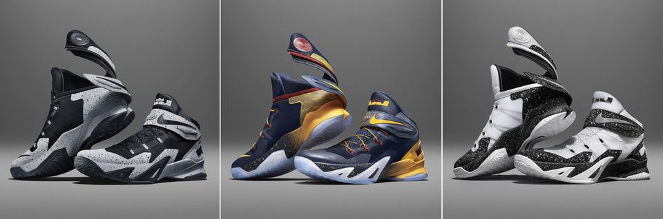 NIke's Zoom Soldier 8 FLYEASE