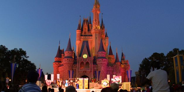Here's One Thing You've Never Noticed About Disney Parks