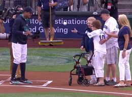 108-Year-Old Woman Becomes Oldest Person To Throw Out A First Pitch