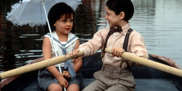 'Little Rascals' Star Bug Hall Is Now A Bearded Lumbersexual