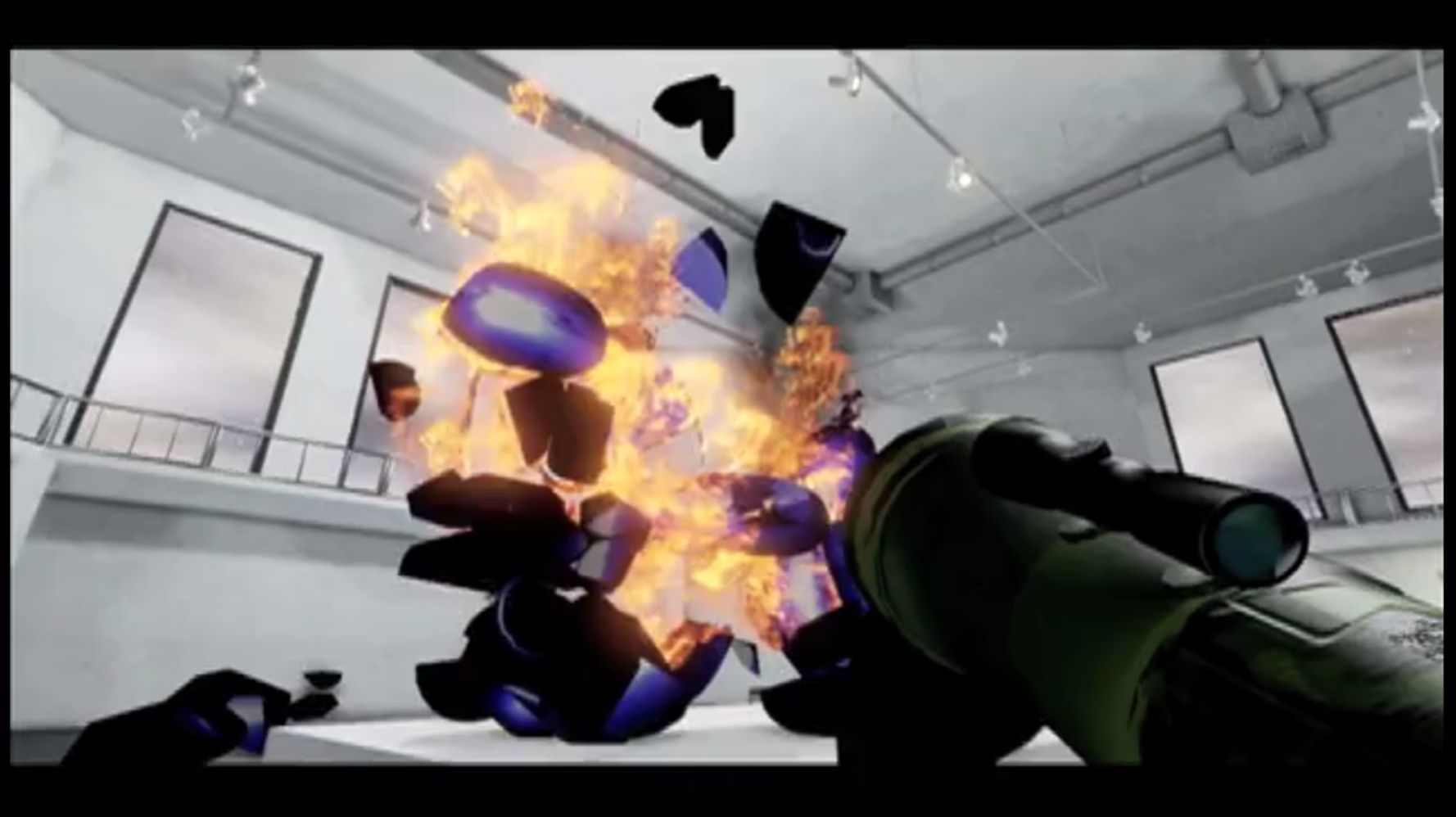 Jeff Koons Must Die!!!' A Video Game That Brings Your Angry