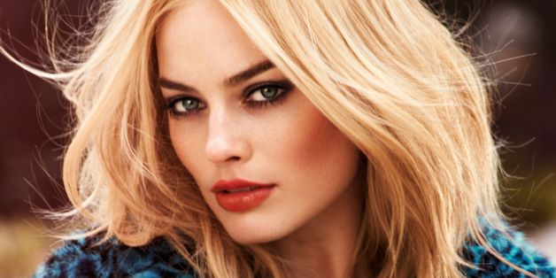 Margot Robbie Stuns On The Cover Of Elle