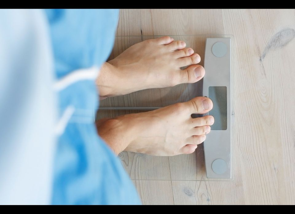 """Sounds obvious, doesn't it? Surprisingly, many people who admit they could """"maybe stand to lose a few pounds"""" actually have m"""
